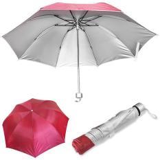 Dù xếp gọn đi mưa