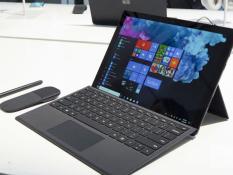 Microsoft Surface Pro 6 Intel® Core™ i5-8250U Ram 8GB SSD 128GB | Kèm typer cover & Sạc chính hãng Tại Playmobile