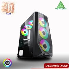 Case VSPTECH Gaming KA230- KÍNH CƯỜNG LỰC