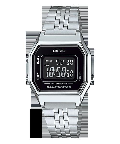 Đồng hồ Casio Nữ LA680WA-1B bảo hành chính hãng 1 năm – Pin trọn đời