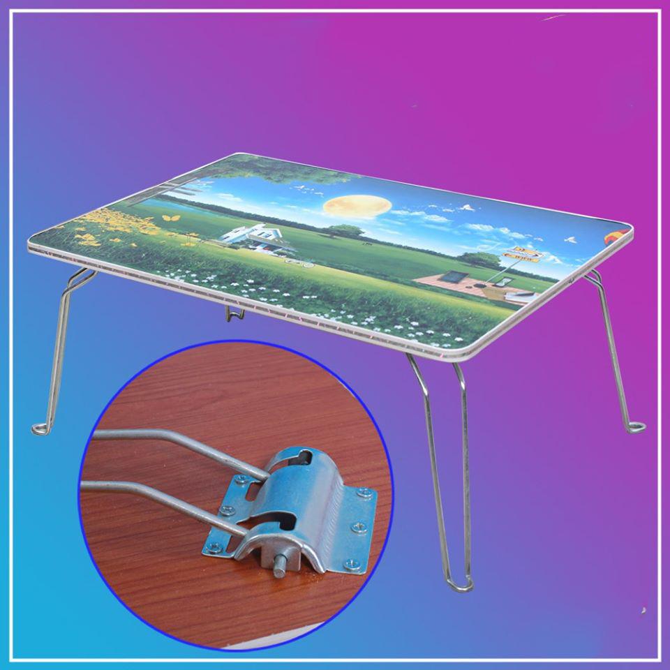 [BÀN HỌC CHÂN BÓP] Bàn trẻ em, bàn học gấp gọn, bàn học gấp gọn chân bóp, bàn để laptop,...