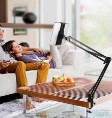 Gía đỡ,chân đế kẹp bàn ,đầu giường để điện thoại, ipad xem phim loại tốt ,giá rẻ… loại tốt mới nhất 2019. kẹp ipad, kẹp máy tính bảng, giá đỡ ipad