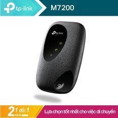 TP-Link Cục phát wifi di động 4g (Bộ phát wifi 4g) M7200 – Hãng phân phối chính thức