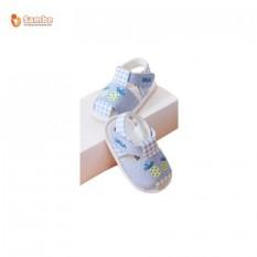 Dép tập đi dứa vàng Ualarogo 805445 16-17-18 cm