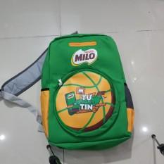 Balo Milo vải cao cấp cho bé đi học – balo học sinh tiểu học