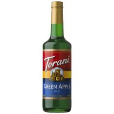 Torani Táo Xanh – Green Apple Syrup