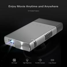 Máy chiếu Excelvan DLP S1 Portable DLP Mini Projector 854*480P 1080P with 5200mAh Builtin Battery For 1080P Home Theater With HDMI USB TF