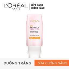 Kem chống nắng dưỡng da trắng sáng tức thì L'Oréal UV Perfect Instant White SPF50 PA ++++ 30ml