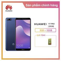 Điện Thoại Huawei Y7 Pro (2018)-Tặng ốp lưng