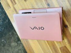 Laptop Sony Vaio SVE14/ i5 Ivy Bridge/ 4G/ SSD128 – 500G/ 14in/ Màu Hồng/ Bản giới hạn/ Giá rẻ