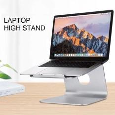 Giá đỡ tản nhiệt Laptop High Stand hợp kim nhôm nguyên khối cho máy tính xách tay Macbook HP Dell
