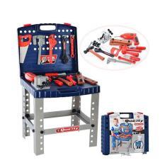 Bộ đồ chơi sửa chữa va li xách cho bé trai BBT Global 008-21
