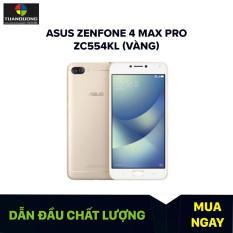 ASUS ZENFONE 4 MAX PRO ZC554KL (Vàng) – Hàng nhập khẩu.