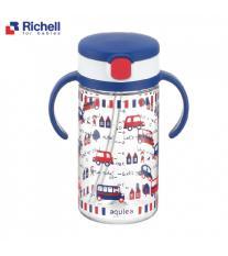 Cốc ống hút Richell