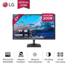[VOUCHER 200K – TRẢ GÓP 0%] Màn hình máy tính LG IPS Full HD1920 x 1080   27 inches   Gaming l Radeon FreeSync™ l 27MK430H-B   HÀNG CHÍNH HÃNG