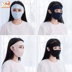 Khẩu Trang Ninja Chống Nắng ( loại 1 có viền)