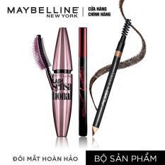 Bộ 3 sản phẩm đôi mắt hoàn hảo Maybelline