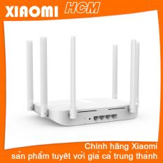 Xiaomi Bộ định tuyến Redmi Router Wifi 6 AC2100 [160Hz ▪ 3000Mbps ▪ Mesh]