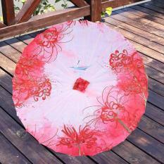 Ô cổ trang hoa bỉ ngạn 6 mẫu như hình