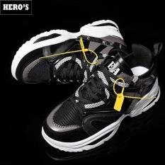 Giày sneaker nam cá tính, phong cách Hàn Quốc siêu hot CLR (GIÁ CỰC SỐC) (Nhiều màu) (Có video)