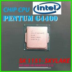 Chíp CPU Intel Pentum G4400- 14nm tích hợp HD Graphics 510 socket 1151