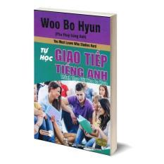 Sách – Tự học giao tiếp tiếng Anh thành thạo với Woo Bo Hyun
