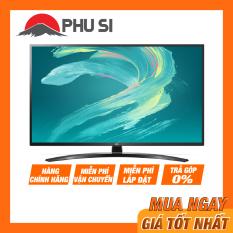Smart tivi LG 4K 43 inch 43UM7400PTA, 100% chính hãng, hỗ trợ lắp đặt tận nhà, miễn phí giao hàng khu vực HCM