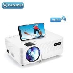 [ VOUCHER 200K ] – Máy chiếu mini HD VANKYO Leisure 470 – Hàng chính hãng