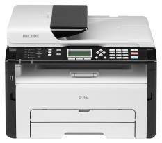 Máy In Laser Đa Năng Ricoh SP210SF (Scan – Photo Copy – Fax)