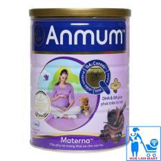 Sữa Bột Anmum Materna Hương Sô-cô-la Hộp 800g (Ít béo, Cho phụ nữ mang thai và cho con bú)