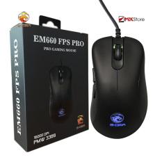 Chuột Gaming E-Dra EM660 Pro PMW3389 FPS Gaming mouse 16k DPI