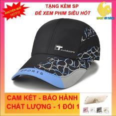 Nón kết thể thao – Mũ lưỡi trai SPORTS – Nón kết phong cách Sport Hà Thành NK001