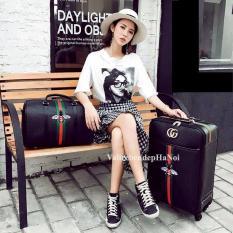 Vali du lịch DA DÙ HẠNG SANG-SIÊU NHẸ CHỐNG NƯỚC-CHỐNG TRỘM SIZE 20 hành lý xách tay.