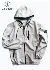 Áo khoác nam [ MIỄN PHÍ VẬN CHUYỂN TOÀN QUỐC] áo khoát vải dù cán nam thiết kế cao cấp, áo gió 2 lớp dù chống nắng và chống nước, hỗ trợ đổi size khi mặc không vừa (nhiều màu) – Liyorshop ak15