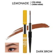 Chì kẻ mày 2 đầu Lemonade Want It Got It Dual Eyebrow 2.75g