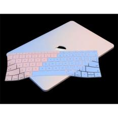 Combo Ốp Lưng+phủ Macbook Gradient Đủ Dòng