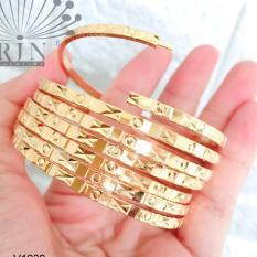 Ximen khắc máy bộ 7 chiếc khóa gài (LM)