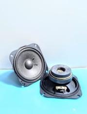 Loa bass 10cm 1 cặp. toàn dải từ kép (tháo máy)