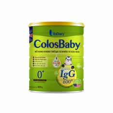 COLOSBABY 600 IgG 0+ 800G – S