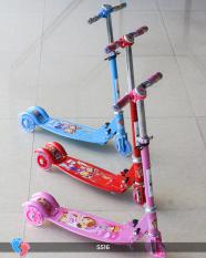Xe trượt scooter 2 bánh cho bé Broller BABY PLAZA S516