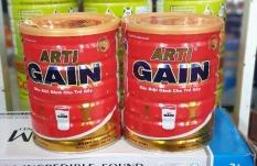 [COMBO 2 LON] Sữa Arti Gain dành cho trẻ Suy dinh dưỡng 900g (CAM KẾT CHÍNH HÃNG, DATE MỚI)