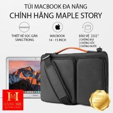 Túi Macbook 13 – 15.6inch Đa Năng Cao Cấp Chống Sốc Chống Nước 2019