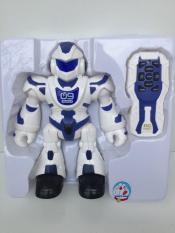 Đồ chơi Robot điều khiển từ xa thông minh ( Smart Robot) dùng pin, có âm thanh và ánh sáng