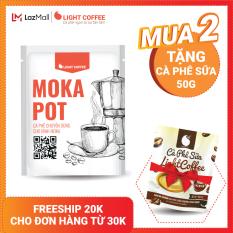 [MUA 2 TẶNG CÀ PHÊ SỮA] Cà phê pha Mokot Light Coffee – túi 15gr – Lazcoin