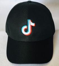 Nón Kết Thêu Logo TikTok – Mũ Lưỡi Trai Nam Nữ AZ MT61