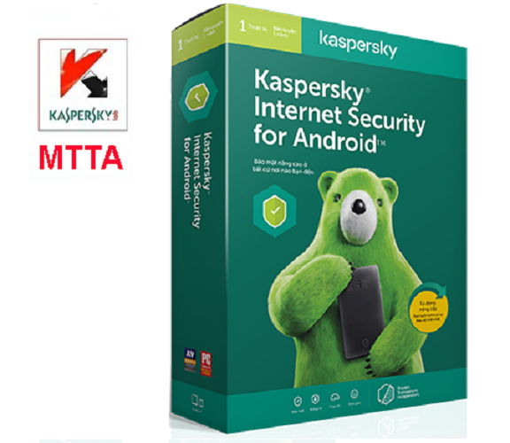 Kaspersky Internet Security For Android 1PC