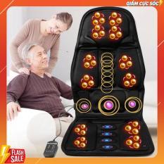 Nệm Massage toàn thân – Nệm Ghế massage – Nệm Ghế matxa toàn thân – Nệm Ghế matxa ( Dùng Được Trên Oto)