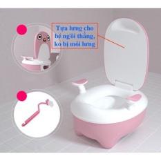 Bô vệ sinh cho bé cao cấp, bô vệ sinh em bé , bô vệ sinh cho bé baby toilet, tiện lợi, dễ dàng vệ sinh.