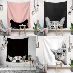 [Tặng dây đèn 7 mét VÀNG] Thảm treo tường, chất liệu polyester trang trí phòng ngủ size 150×130 cm, vải treo tường, Decor phòng ngủ, trang trí nhà cửa, miếng vải treo tường , tranh vải treo tường