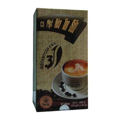 Cà phê Thu Hà Hòa Tan 3S (400g)
